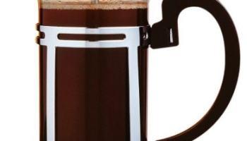 Premier Housewares - Cafetera de émbolo (2 tazas)