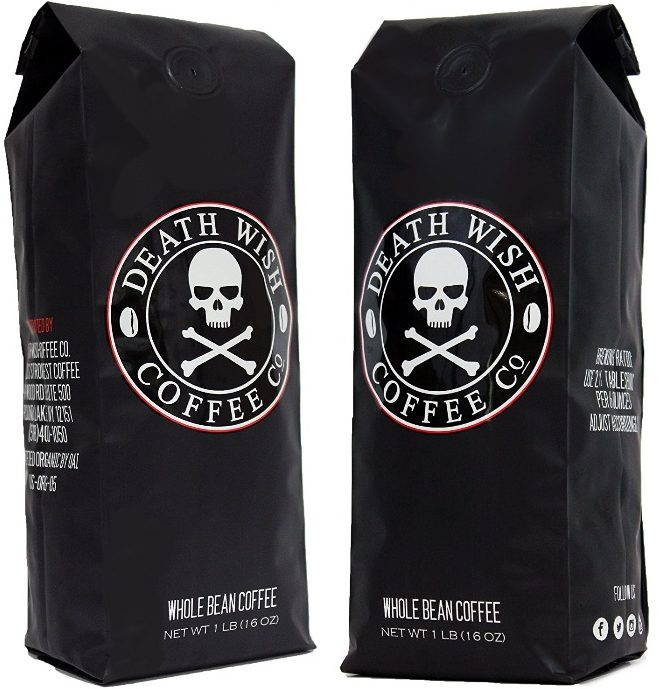 Death Wish Coffee, The World's Strongest Coffee