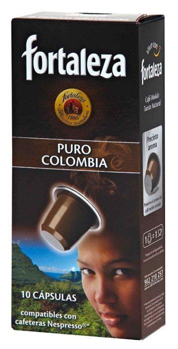 capsula de cafe expresso