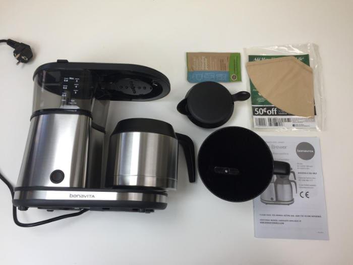 Bonavita Bv  Cup Coffee Maker Bed Bath And Beyond