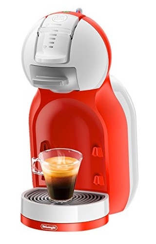 ¡Oferta! Cafetera DeLonghi Dolce Gusto Mini Me EDG 305 WR por unos 60 euros