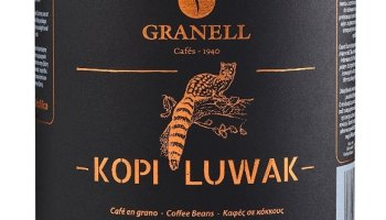 Granell Kopi Luwac Café Grano Exotic Colección (100 gramos)