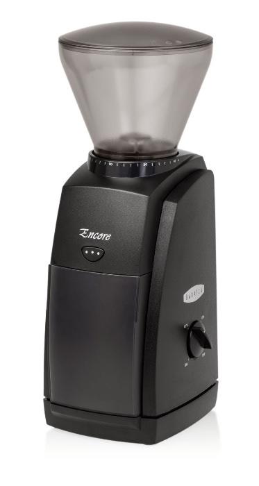 Cómo moler café correctamente: compra un buen molinillo como el Baratza Encore