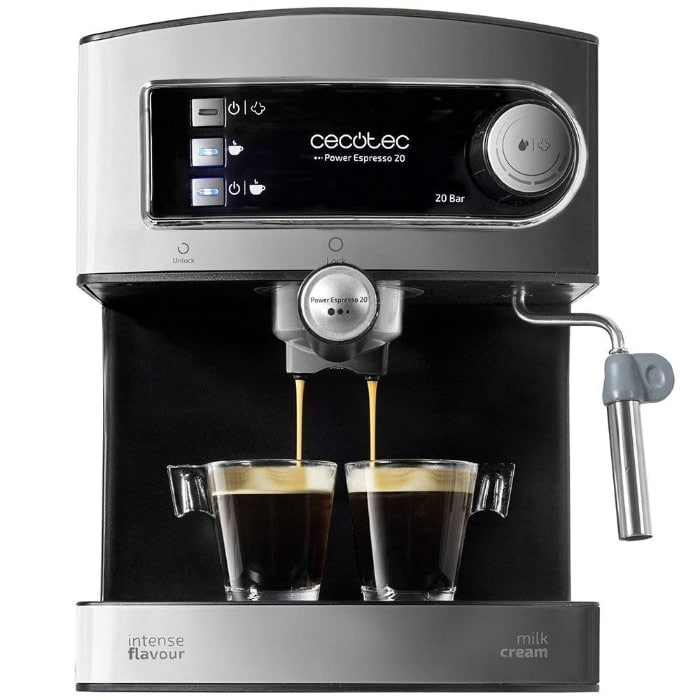 CafeteraCecotec Power Espresso