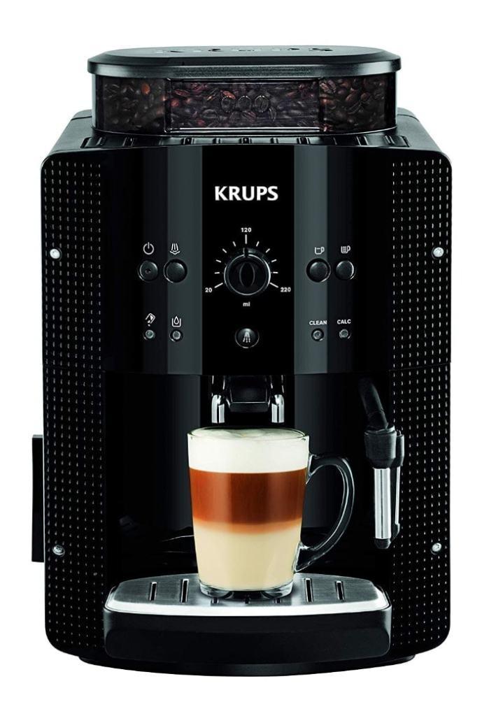 Krups EA8108 - Cafetera súper-automática