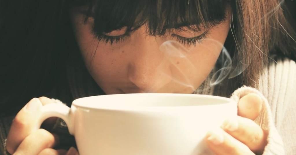 El cafe Lucha contra la depresión