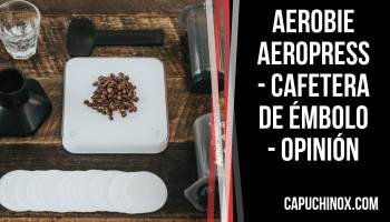 Aerobie Aeropress - Cafetera de émbolo - Opinión