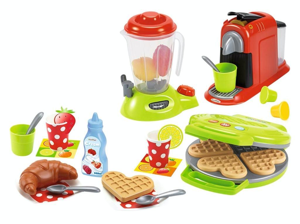 Set de pequeños electrodomésticos de juguete 100% Chef