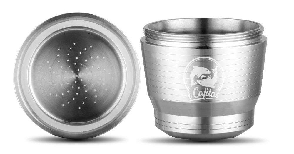 Sunsbell - Cápsulas Reutilizables de Nespresso