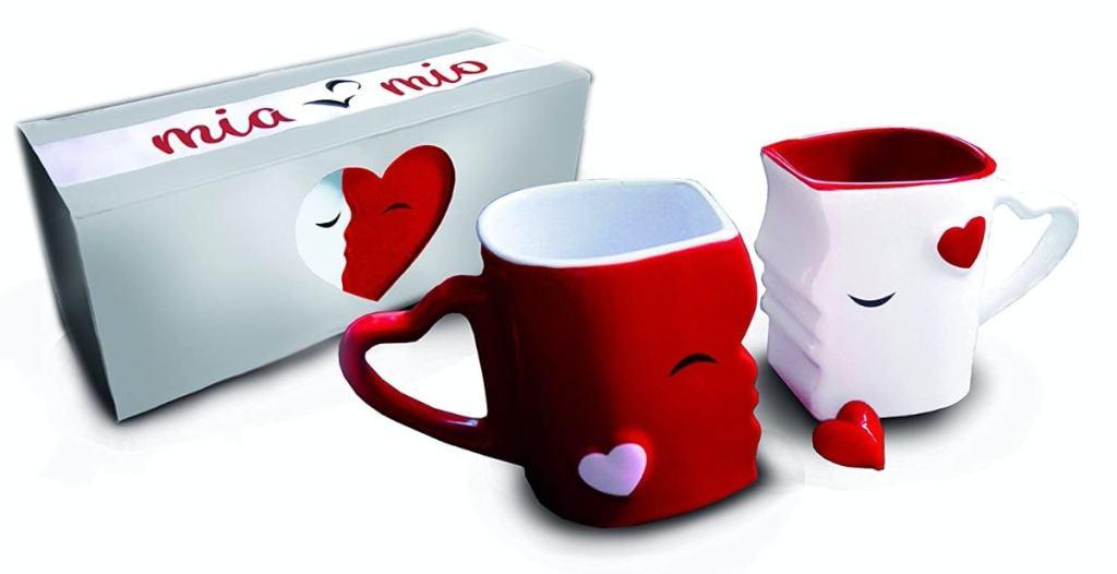 Tazas de café para enamorados de Miamio