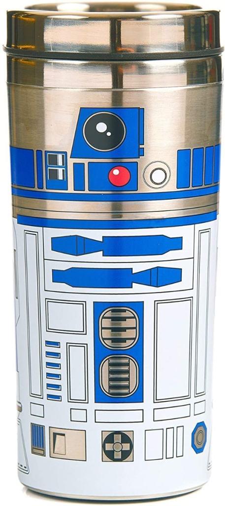 Star Wars: El último Jedi R2-D2 Taza de Viaje