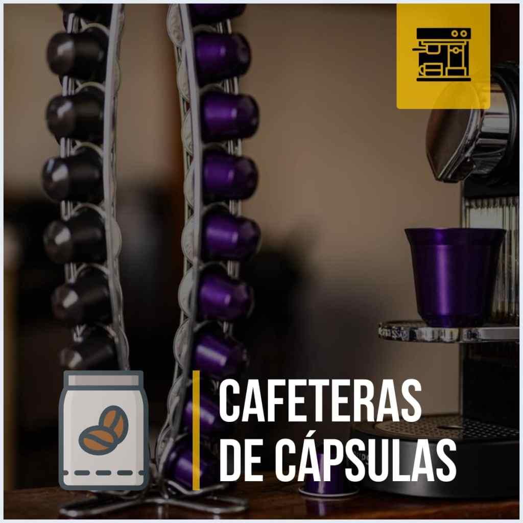 Cafeteras de cápsulas
