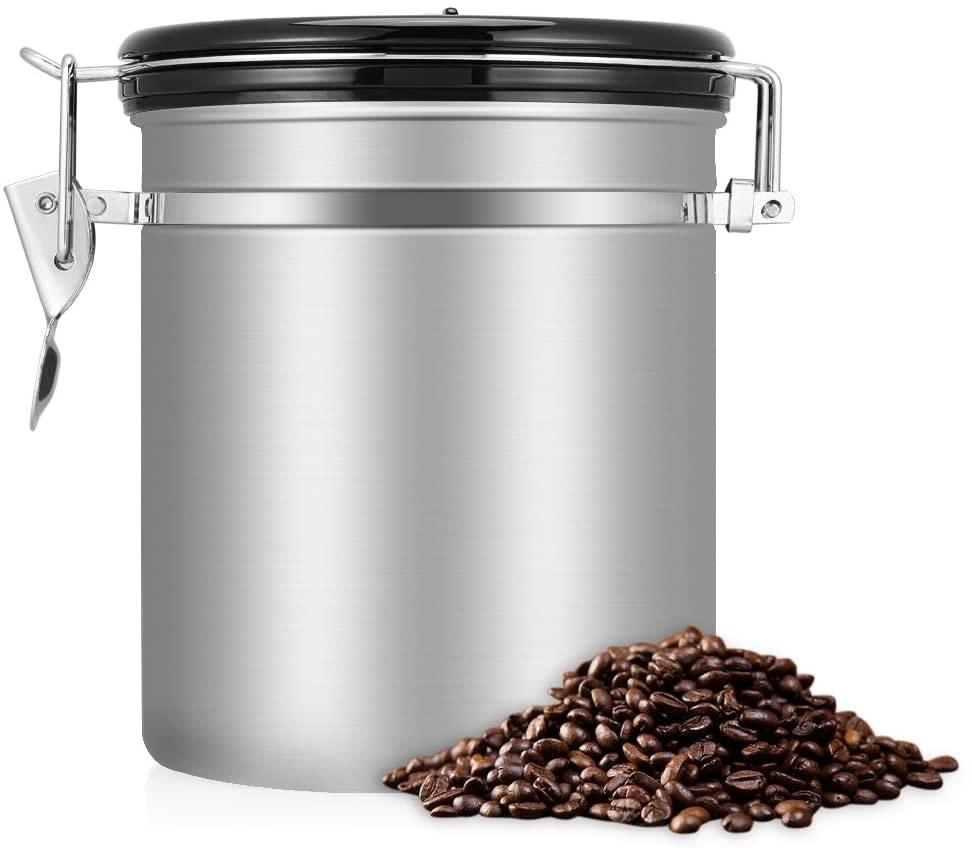 Bote para Café, EECOO Tarro de café 1.5L