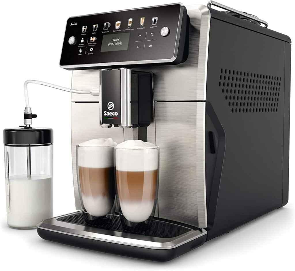 Philips Saeco SM7583/00 - Cafetera Espresso Súper Automática