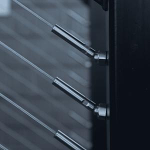cáp thép cầu thang inox 304
