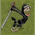 Monkey Ninjas