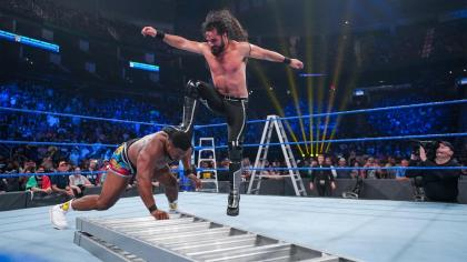 WWE Smackdown Outcomes for July 16, 2021