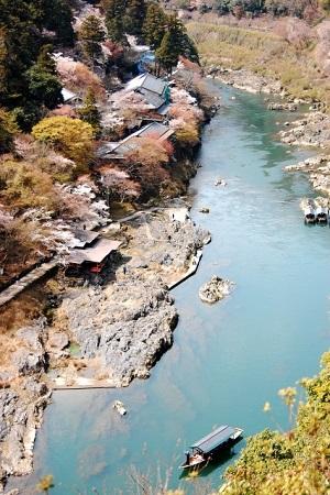 京都 保津川下り01