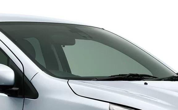 新型ミラージュUVカットガラス