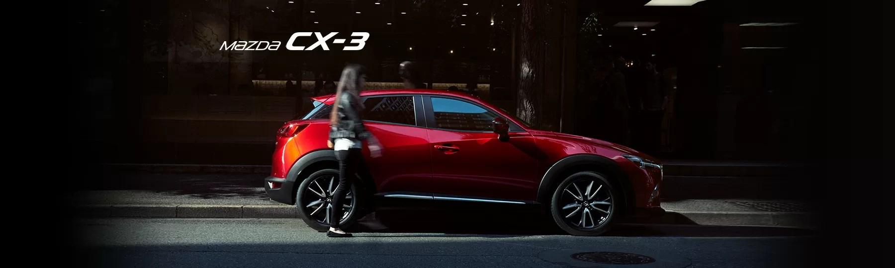 新型CX-3
