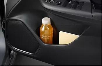 新型フィットボトルホルダー&ドアポケット(運転席&助手席)