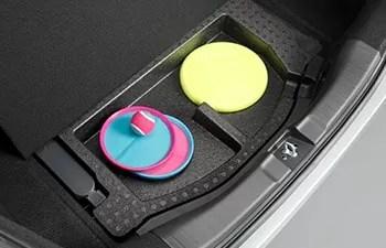 新型フィットラゲッジルームアンダーポケット(ガソリン車仕様 小)