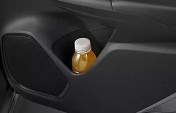 新型フィットボトルホルダー(後部座席)