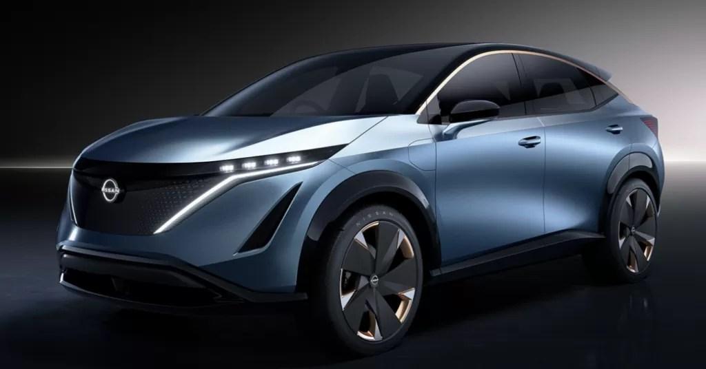 日産新型SUVアリアコンセプト