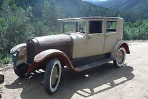 Image result for 1926 hudson super six