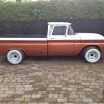 Chevrolet Pickup Orange Ebay Motors 230984359158