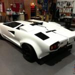 Lamborghini Replica Countach By The Customiser Mobile Bar White Ebay Motors 230985446949