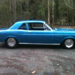 Ford Falcon1966 Futura Sports Coupe Pro Street
