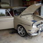 1967 Vw Volkswagen Type 3 Squareback Elanora For Sale