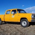 Dodge Power Wagon Custom