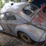 Vw 1958 Volkswagen Beetle 36hp Engine Great Rat Project Or Restoration In Eagleby Qld