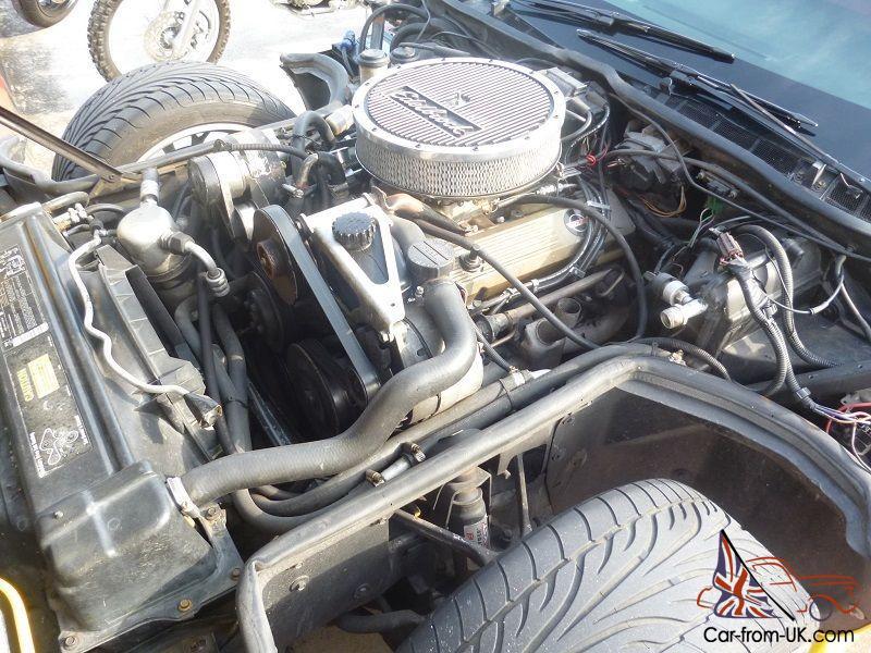 C4 Corvette Rh Drive Club Rego 350 Turbo 400 18 3