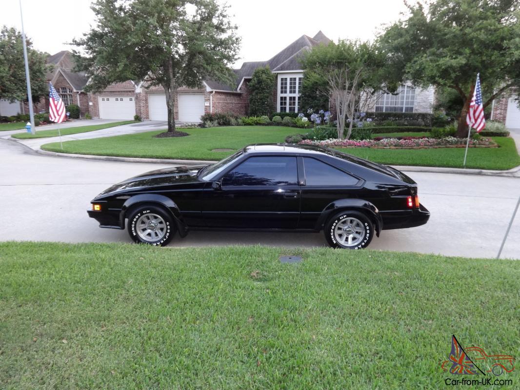 1984 Toyota Celica Supra Hatchback 2 Door 28L Low Miles