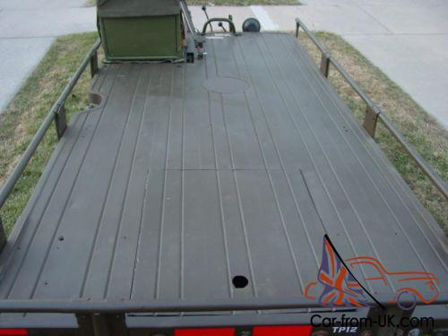 1969 M274 Military Mule 4 Wheel Drive Electric Start Rare