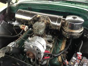 1950 Oldsmobile 88 303 V8 135 HP