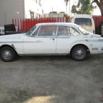 1962 Dodge Lancer Gt 2 Door Coupe Similar To Valiant R S Series