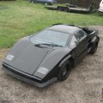 1986 Lamborghini Pontiac Fiero Kit Car V 6 5 Speed Airconditioning