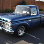 Hot Rod Ford 1966 F100 Truck For Sale