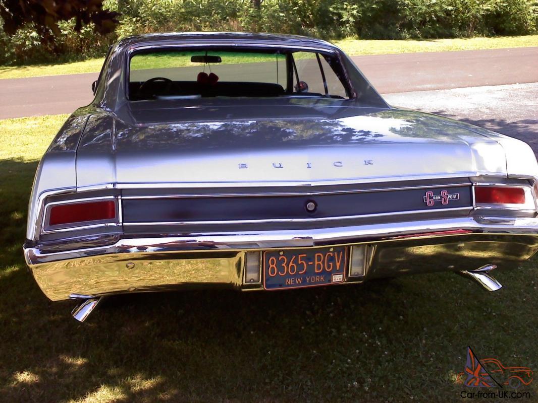 1967 Buick Wildcat 2 Door Hardtop