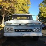 1961 Gmc Like Chevy Chevrolet 1 T On Dually Truck Pickup Flatbed Work Truck