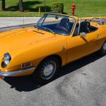 1970 Fiat 850 Sport Spider Original Collector Quality Car For Sale