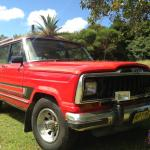 Classic V8 Jeep Cherokee Wagoneer Truck In Sydney Nsw