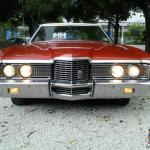 1972 Ford Ltd Limited Convertible For Sale