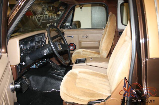 1993 Chevy S10 Interior