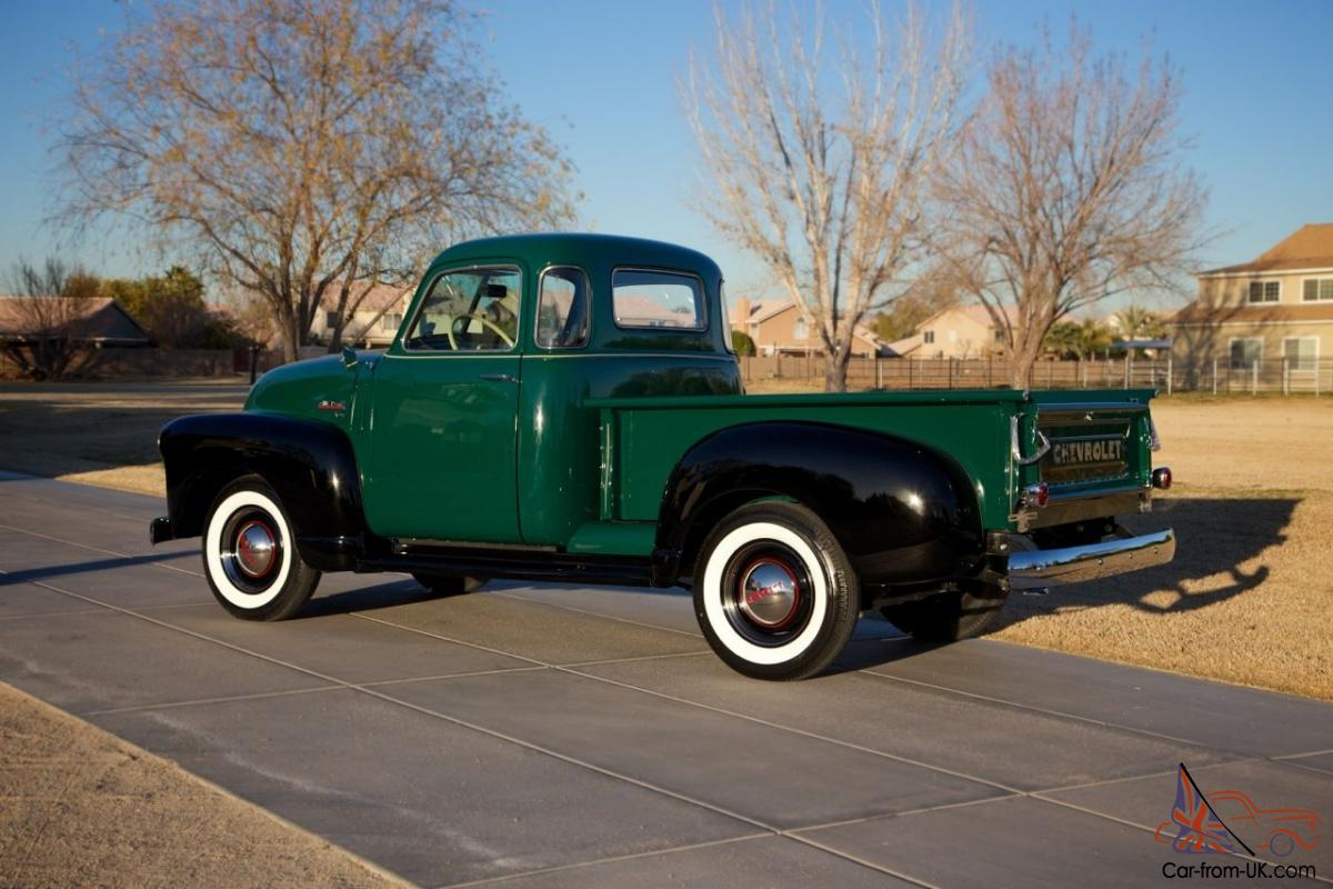 1954 Chevy Pickup Trucks New Mexico Truck