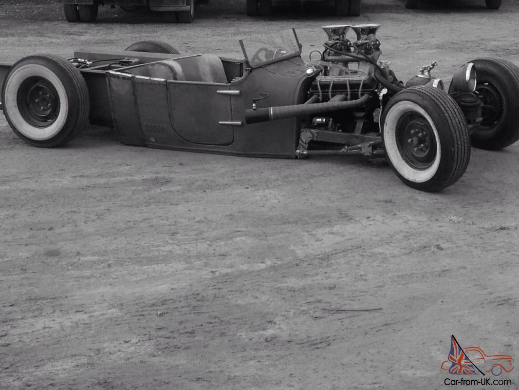 1920 Dodge Pick Up Roadster Sbc Chevy Air Ride Rat Rod Hot